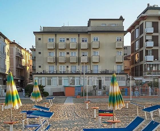 Hotel Nautic Rímini